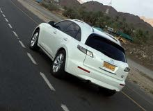 White Infiniti FX35 2006 for sale