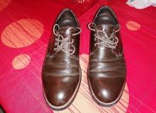 حذاء جلد طبيعي مستورد