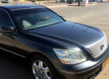 Grey Lexus LS 2005 for sale