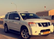 Used condition Nissan Armada 2009 with 0 km mileage