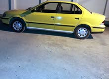 For sale 2009 Yellow Samand