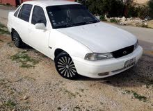 Manual White Daewoo 1994 for sale