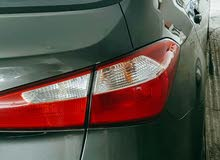 Kia Cerato 2013 For sale - Grey color