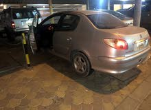 Grey Peugeot 206 2009 for sale