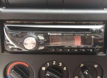 راديو مسجل باناسونيك mp3  aux