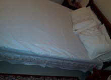 شراشف سرير قطنية