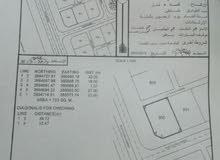 ارض سكنية لبيع بصفه عاجله