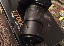 كاميرا نيكونD7000 للبيع