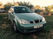 2007 Daewoo Lacetti for sale in Tripoli