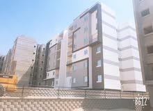 شقة للبيع كموبند دار مصر الاندلس المرحله الاولي استلام خلال شهرين سوبر لوكس