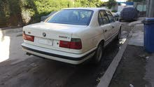 Automatic White BMW 1989 for sale