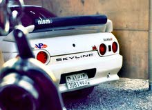 Manual Nissan 1993 for sale - Used - Sumail city