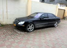 Mercedes Benz S 500 car for sale 2003 in Salala city