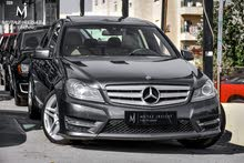 2013 Mercedes C200 Avantgarde