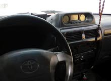 Automatic Red Toyota 1998 for sale