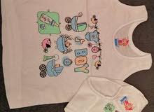 ملابس اطفال داخلية قطاعي و جملة