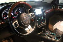 Automatic Jeep Grand Cherokee 2011