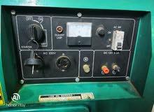 مولد كهرباء 5 كيلو  للبيع 2500