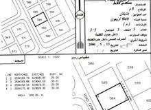 للبيع ارض سكنية ف سيح الأحمر 6 مساحة 600م موقع ممتاز ب22الف فقط