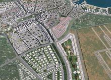 للبيع ارض تصريح محطة في الدقم سلطنة عمان