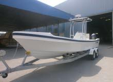 Yamaha 27 Feet Fishing boat