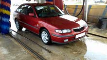Red Mazda 626 1999 for sale