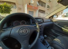 Manual Toyota 2004 for sale - Used - Tripoli city