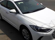 Used condition Hyundai Elantra 2017 with 50,000 - 59,999 km mileage