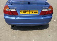Blue Mitsubishi Aspire 2000 for sale
