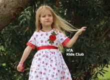 ملابس اطفال عمر 3 حتى 12