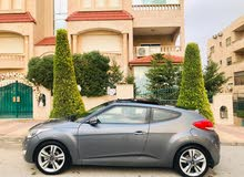 Grey Hyundai Veloster 2012 for sale