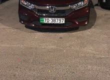 Automatic Honda 2018 for rent - Amman