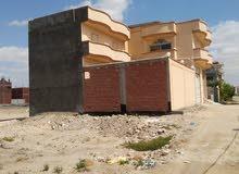 قطعة ارض علي شارع رئيسي عرضه 16 متر