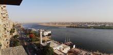 مبني للبيع يطل علي نهر النيل الساحر