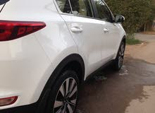 2018 New Sportage with Automatic transmission is available for sale
