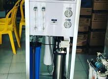 بيع وإصلاح أجهزة تنقية المياه