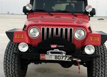 2006 jeep  wrangler gcc Long travel