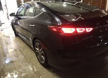 Black Hyundai Elantra 2017 for sale