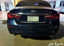 Infiniti Q70 car for sale 2016 in Jeddah city
