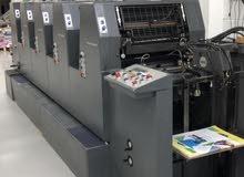 مطابع اوفست ولوازمها للبيع هيدلبرج وبولار