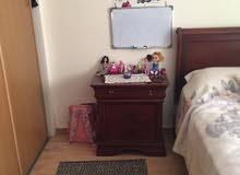 غرفة نوم امريكي بلوط صولد
