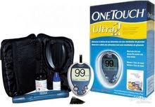 جهاز قياس السكر فى الدم وان تاتش الترا 2 امريكى الصنع الافضل والادق