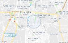 محل بل زاهرة الجديدة قبل جسر المشات مساحة 81متر وقبو