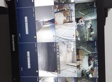 كاميرات مراقبة 125 ريال