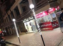 محل قهوه للبيع في جبل عمان شارع الامير محمد مقابل القصراوي للصرافه