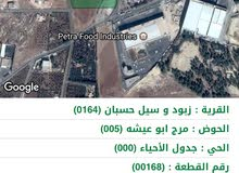 أرض صناعية ناعور 16 دونم