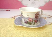 طقم شاي شيك جدا بلجيكي