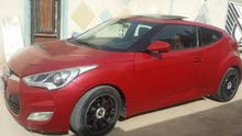 Used condition Hyundai Veloster 2012 with 0 km mileage