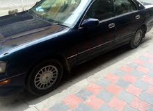 Automatic Blue Toyota 1993 for sale