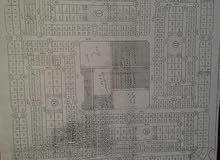 ارضيه بالعريش الحي السياسي 16*16 اوراق رسميه ب 4 مليون